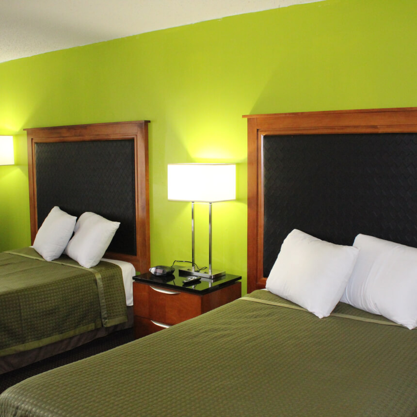 Double Room Carla Inn&Suites Roanoke Airport